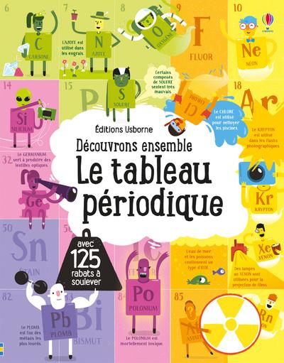 DECOUVRONS ENSEMBLE - LE TABLEAU PERIODIQUE