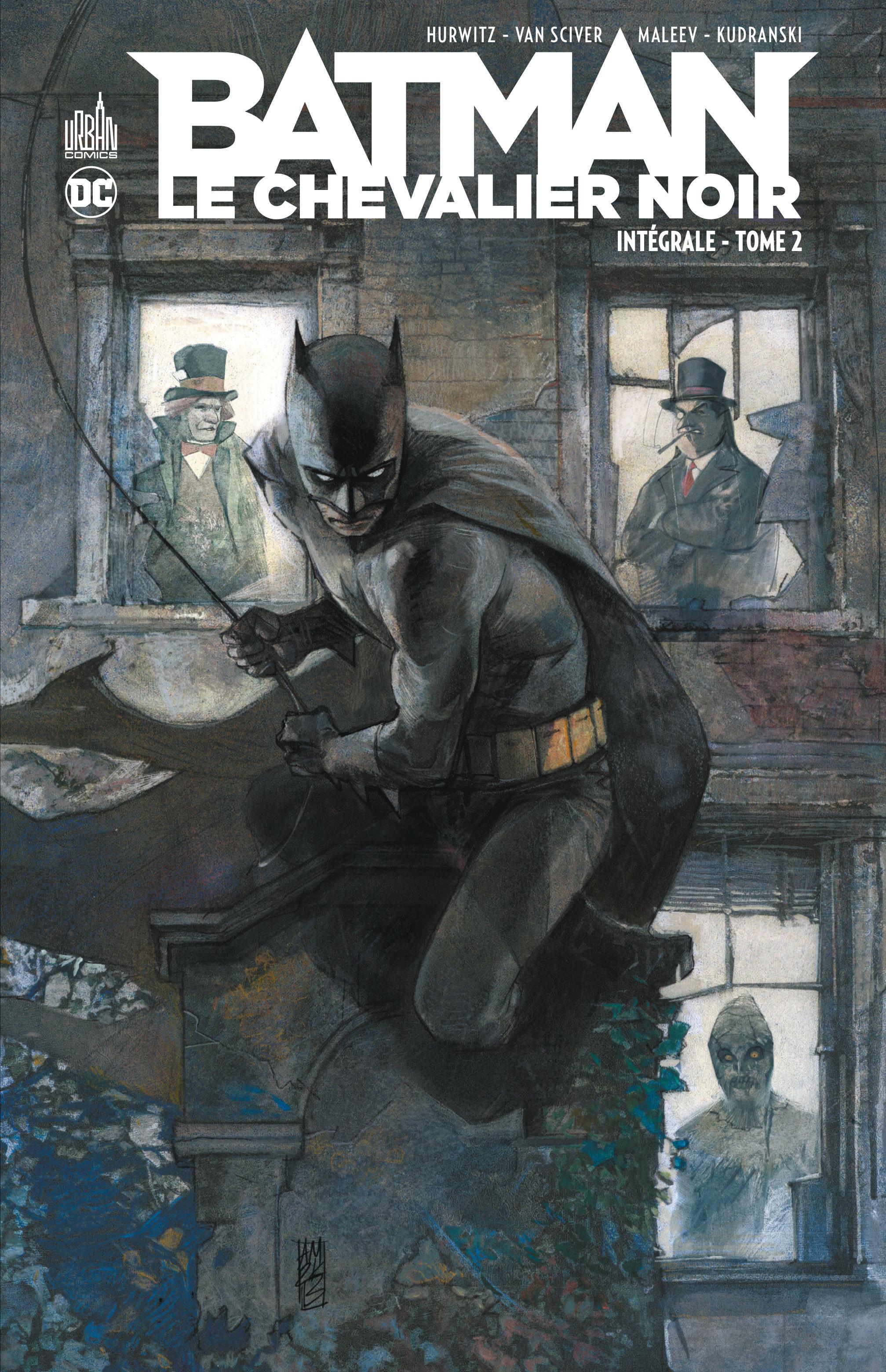 DC RENAISSANCE - BATMAN LE CHEVALIER NOIR INTEGRALE TOME 2