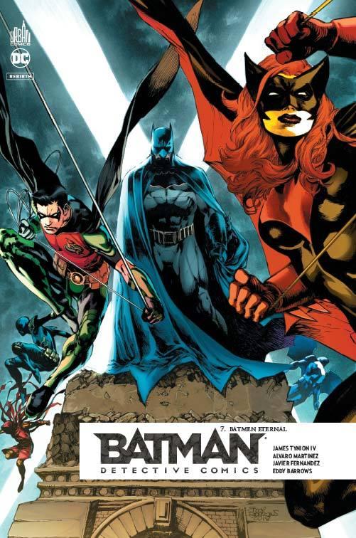 DC REBIRTH - BATMAN DETECTIVE COMICS TOME 7