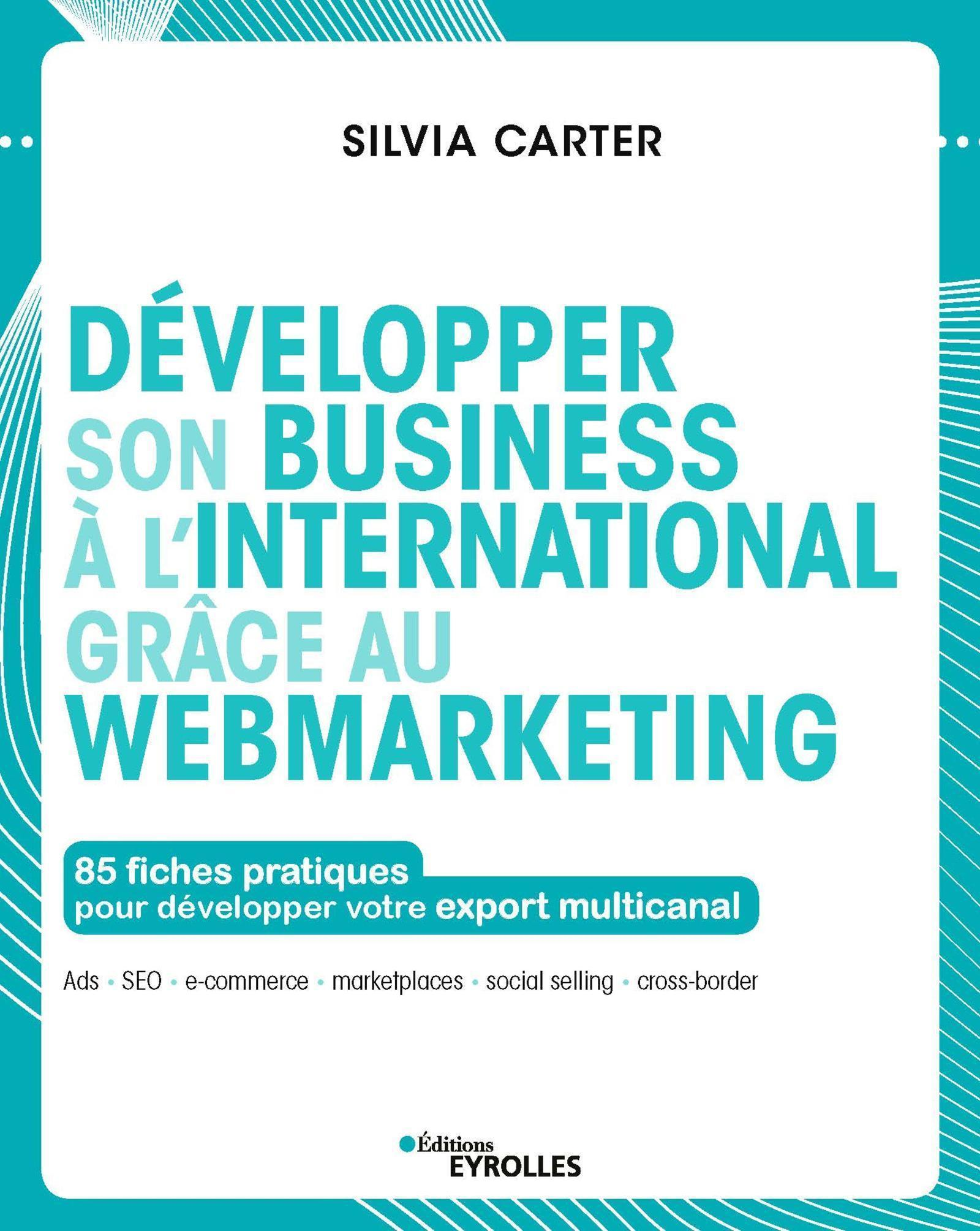 DEVELOPPER SON BUSINESS A L'INTERNATIONAL GRACE AU WEBMARKETING - 85 FICHES PRATIQUES POUR DEVELOPPE