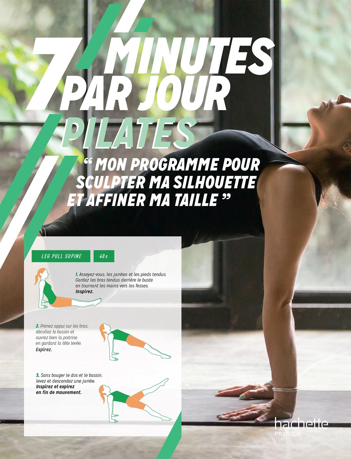 PILATES - MON PROGRAMME DE RENFORCEMENT PROFOND