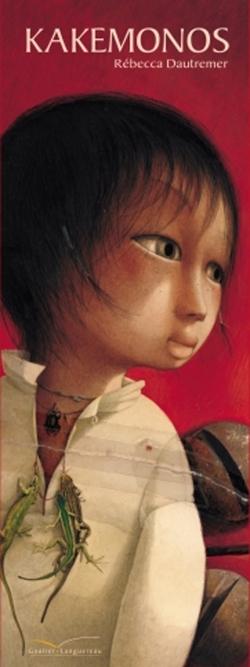 OFFRE CADEAU : L'ETUI KAKEMONOS REBECCA DAUTREMER 2