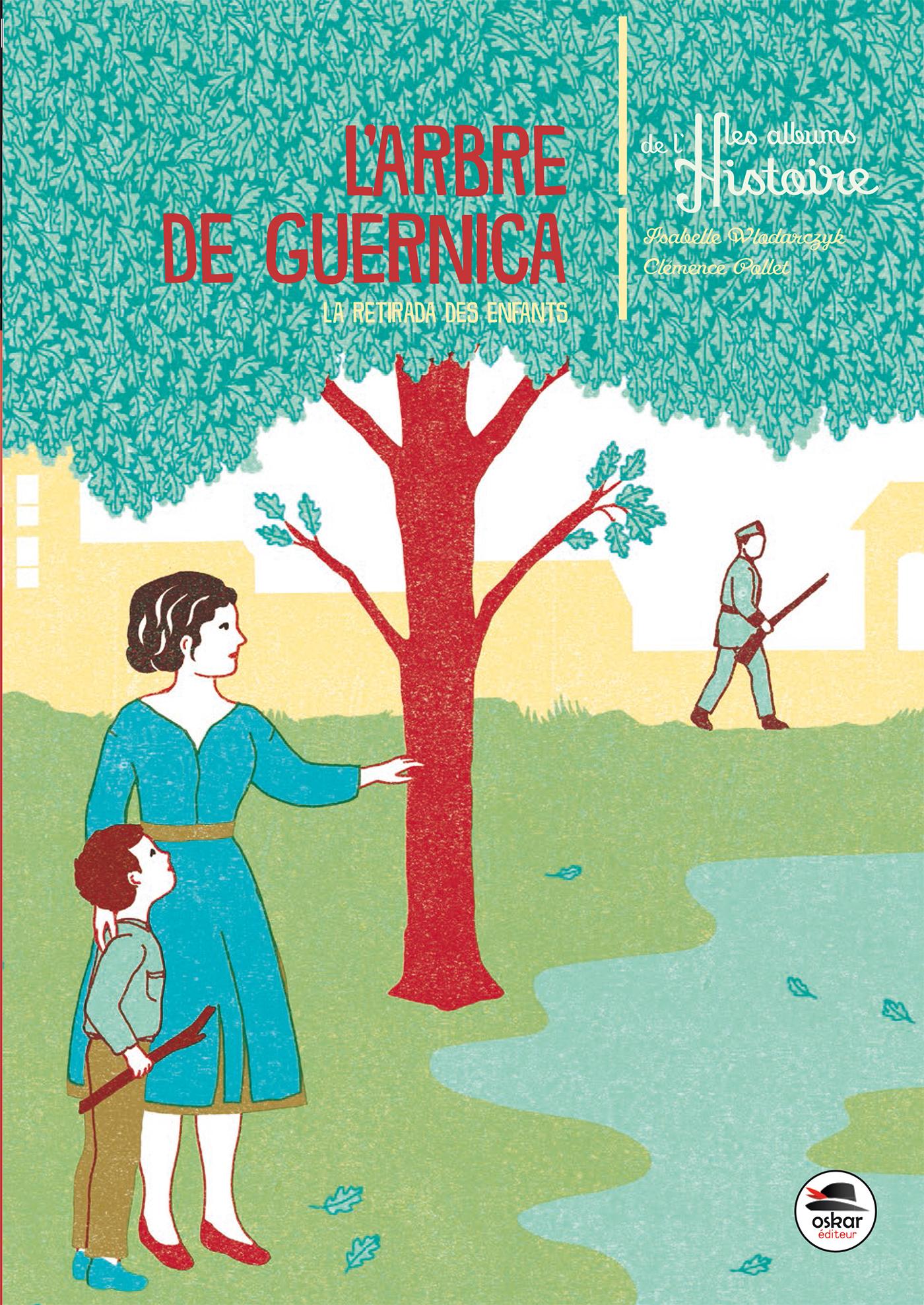 ARBRE DE GUERNICA (L') - LA RETIRADA DES ENFANTS