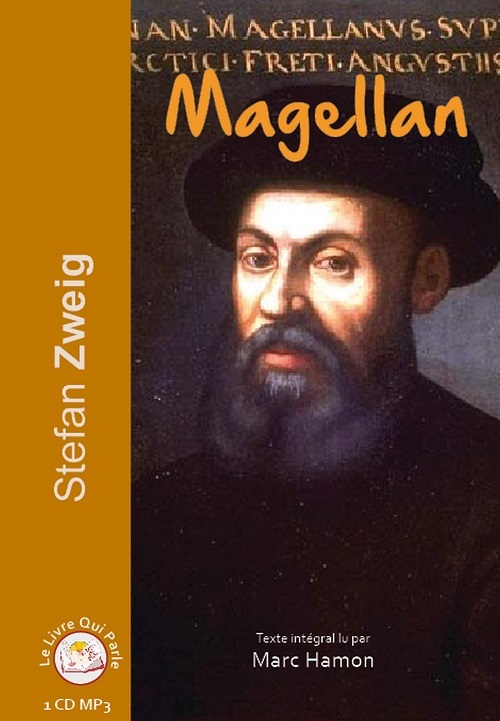 MAGELLAN (1 CD MP3)