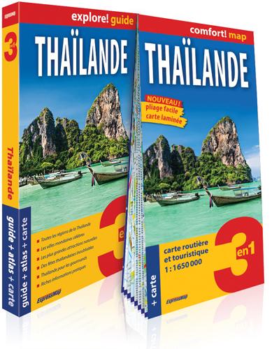 THAILANDE (EXPLORE! GUIDE 3EN1)
