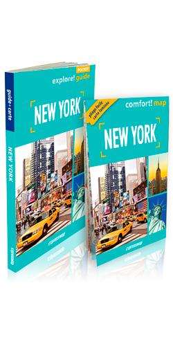 NEW YORK (EXPLORE! GUIDE (2EN1)