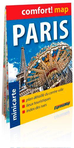 PARIS (FR) 1/16.500 (MINICARTE LAMINEE)