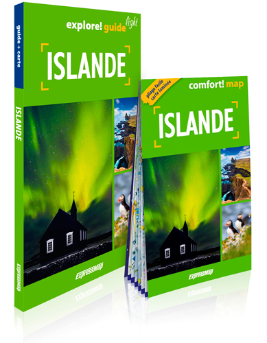 ISLANDE (EXPLORE! GUIDE LIGHT)