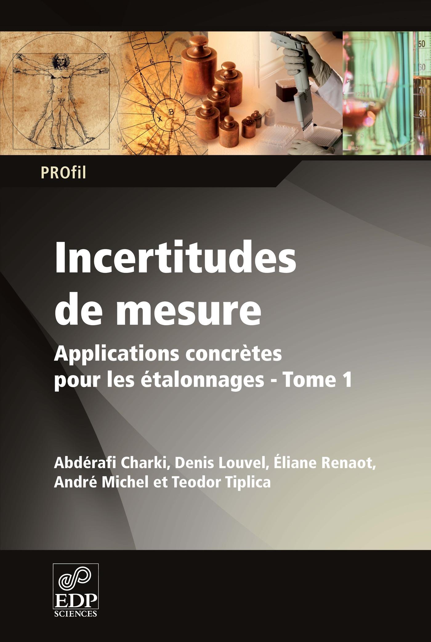 INCERTITUDES DE MESURE