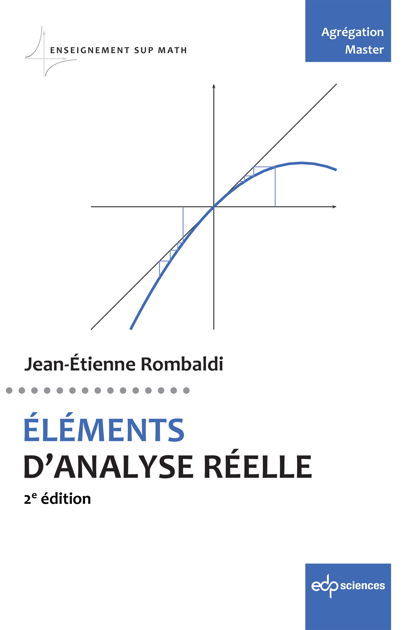 ELEMENTS D'ANALYSE REELLE - 2E EDITION