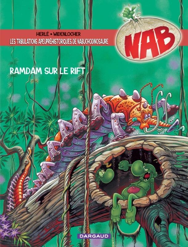 NAB - T8 - RAMDAM SUR LE RIFT