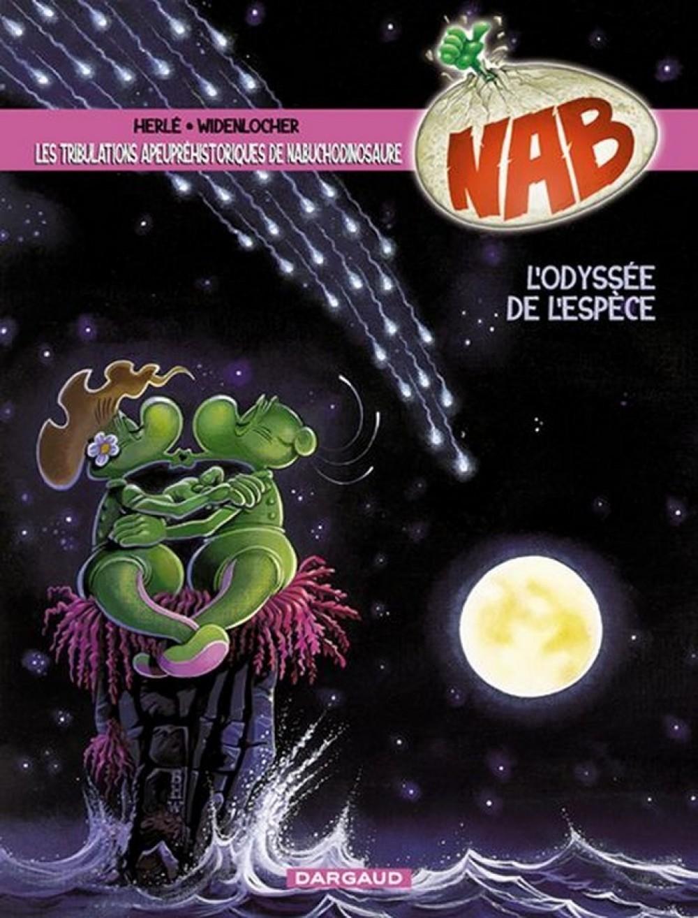 NAB - T10 - L'ODYSSEE DE L'ESPECE