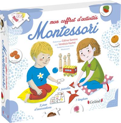MON COFFRET D'ACTIVITES MONTESSORI