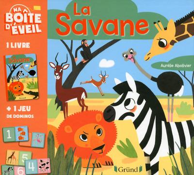 MA BOITE D'EVEIL : LA SAVANE