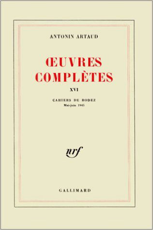 OEUVRES COMPLETES (TOME 16)
