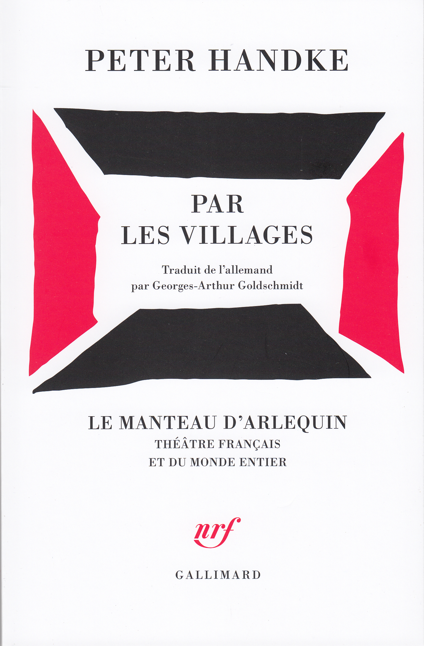 PAR LES VILLAGES - POEME DRAMATIQUE