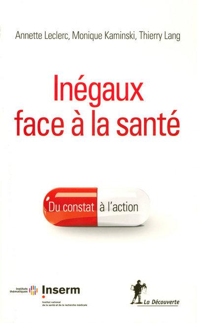 INEGAUX FACE A LA SANTE