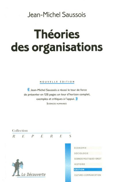 THEORIES DES ORGANISATIONS - NE