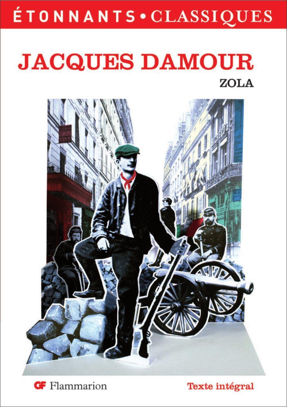 JACQUES DAMOUR - ETONNANTS CLASSIQUES - T363