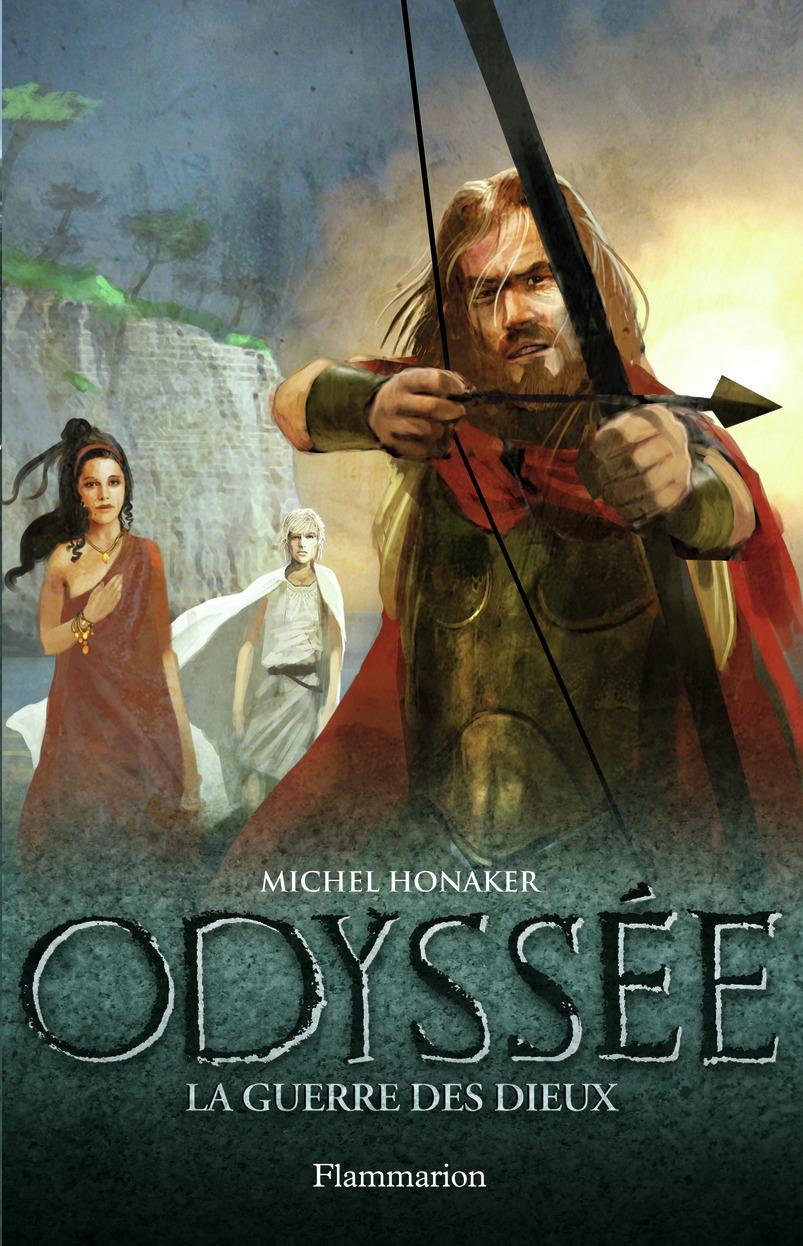 ODYSSEE - T04 - LA GUERRE DES DIEUX