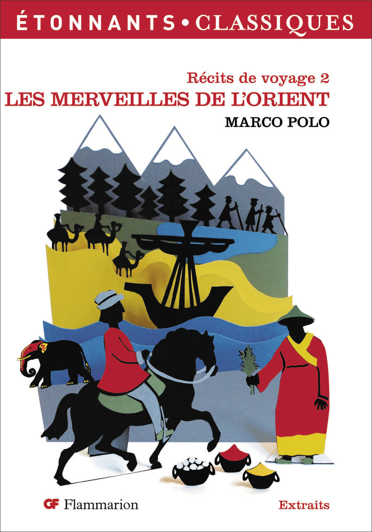 RECITS DE VOYAGE 2. LES MERVEILLES DE L'ORIENT (NLLE COUV)