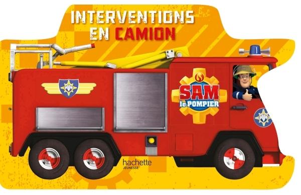 SAM LE POMPIER / JUPITER, LE CAMION DE SAM