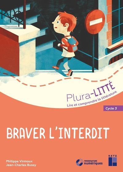 BRAVER L'INTERDIT CYCLE 3 + CD - LIRE ET COMPRENDRE LA LITTERATURE AU CYCLE 3