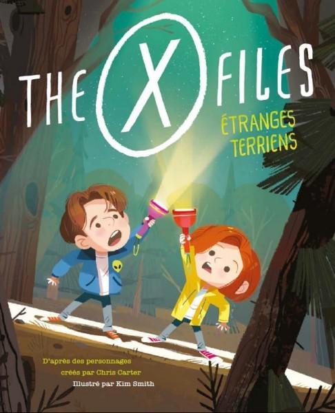 X-FILES, L'ALBUM ILLUSTRE