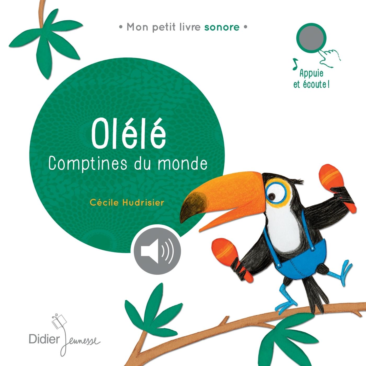 OLELE, COMPTINES DU MONDE