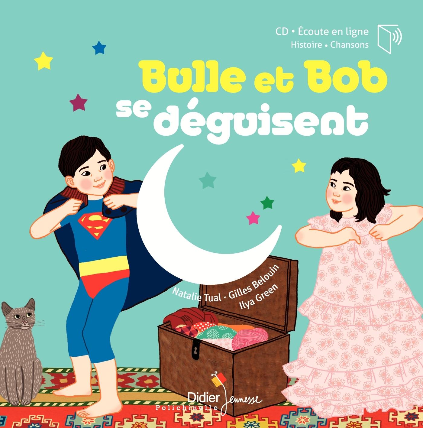 BULLE ET BOB SE DEGUISENT - RELOOK 2020