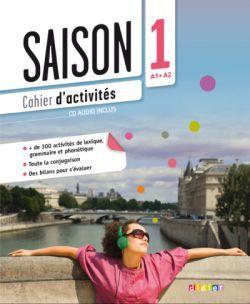 SAISON 1 - CAHIER + CD AUDIO