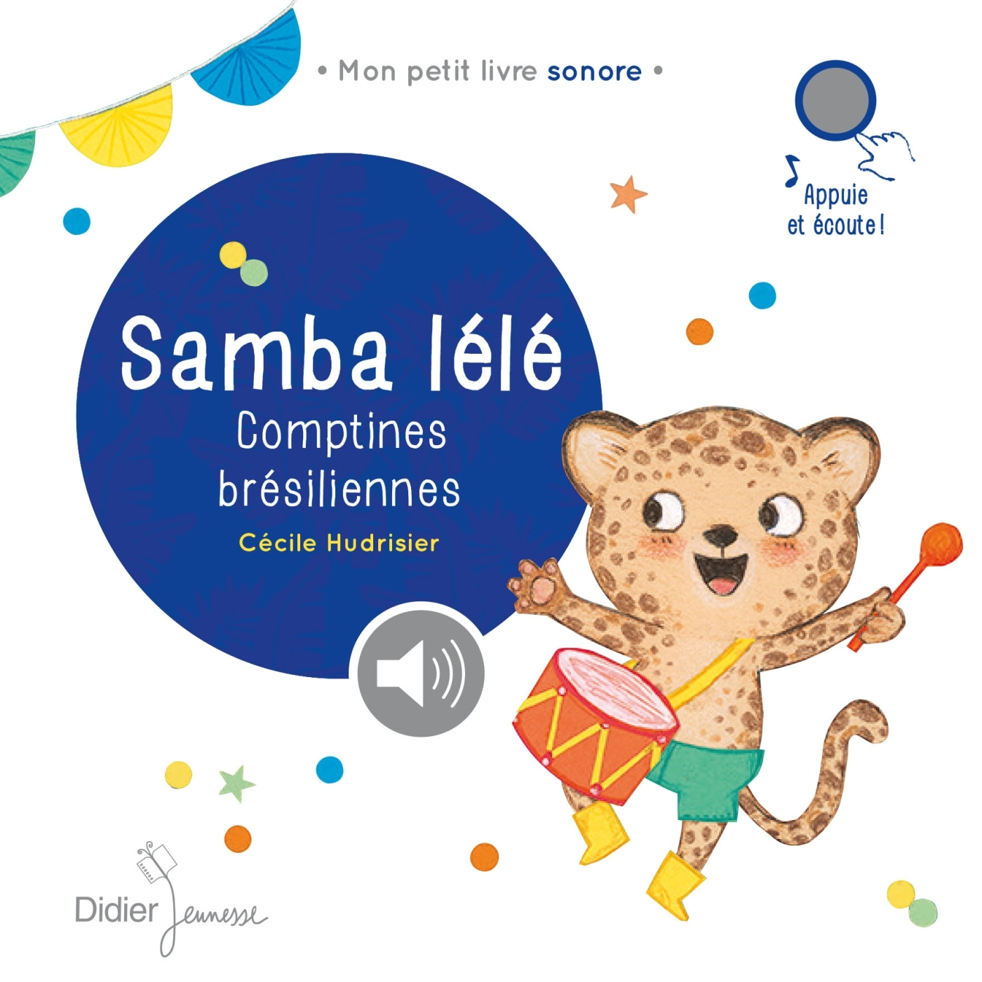 SAMBA LE LE - COMPTINES BRESILIENNES