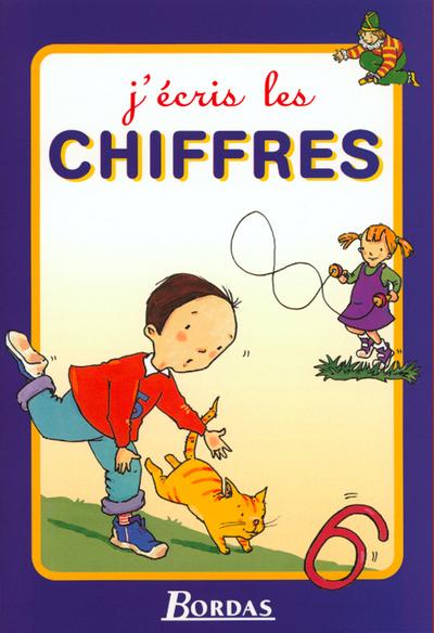 J ECRIS LES CHIFFRES