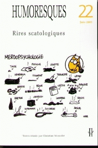 HUMORESQUES, N  22. RIRES SCATOLOGIQUES