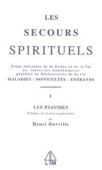 PSAUMES T.1 - SECOURS SPIRITUELS