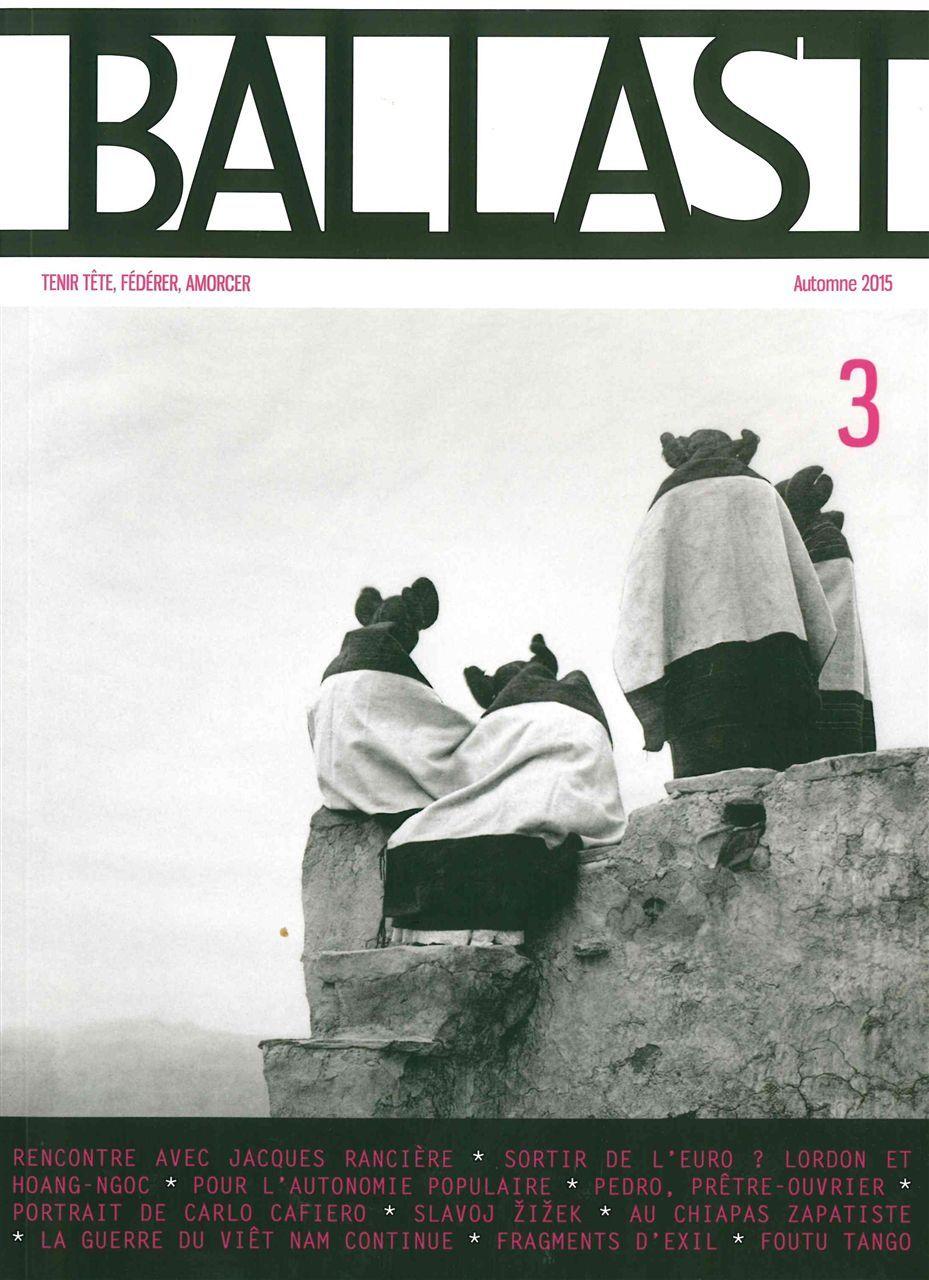 REVUE BALLAST N 3