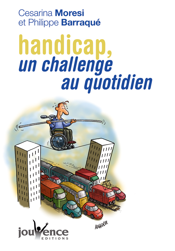 HANDICAP UN CHALLENGE AU QUOTIDIEN N.243