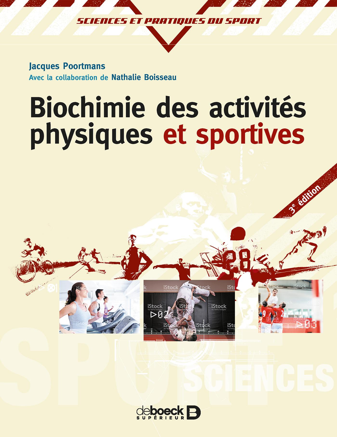 BIOCHIMIE DES ACTIVITES PHYSIQUES ET SPORTIVES