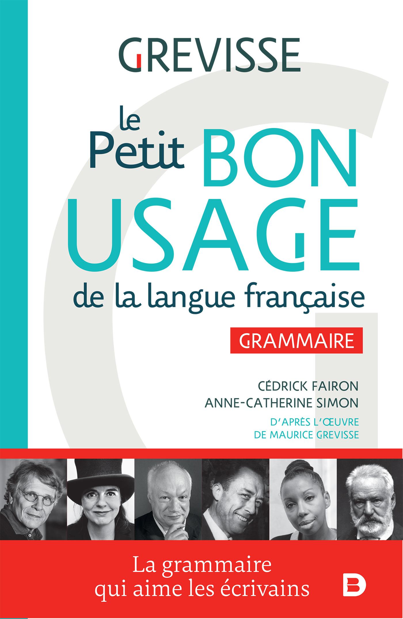 PETIT BON USAGE DE LA LANGUE FRANCAISE (LE)