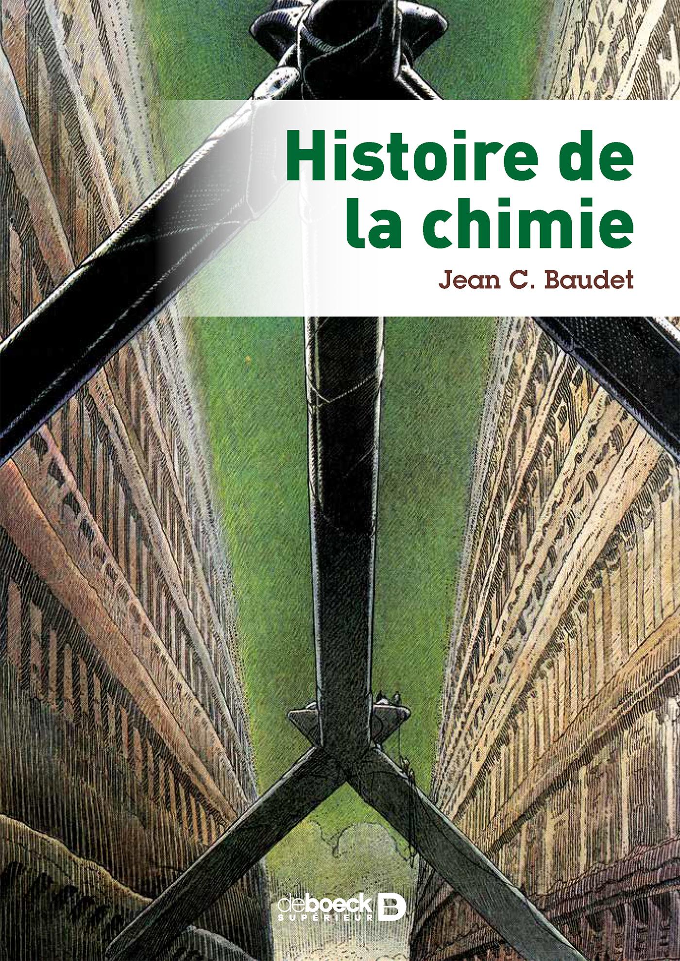 HISTOIRE DE LA CHIMIE