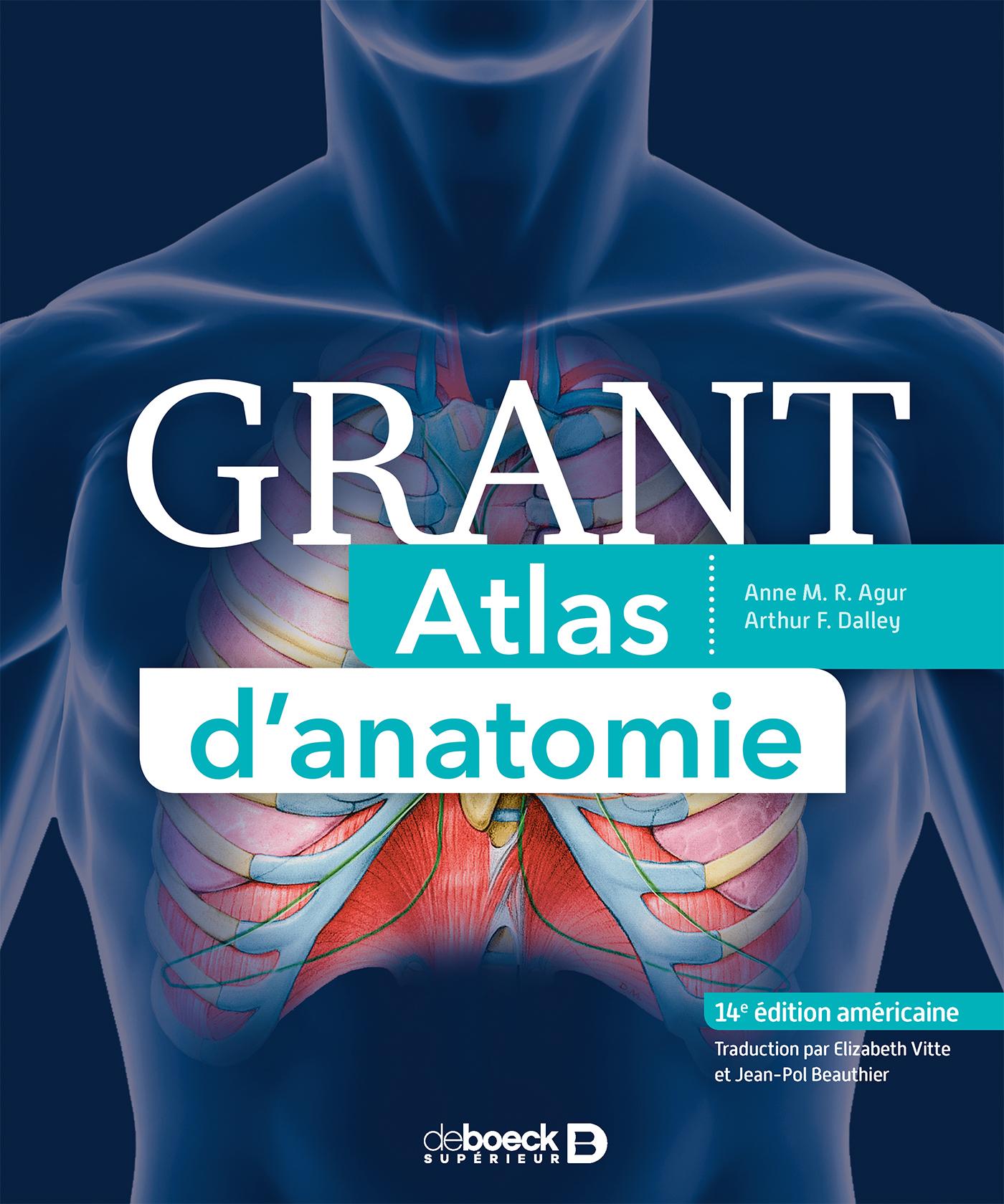 GRANT ATLAS D'ANATOMIE
