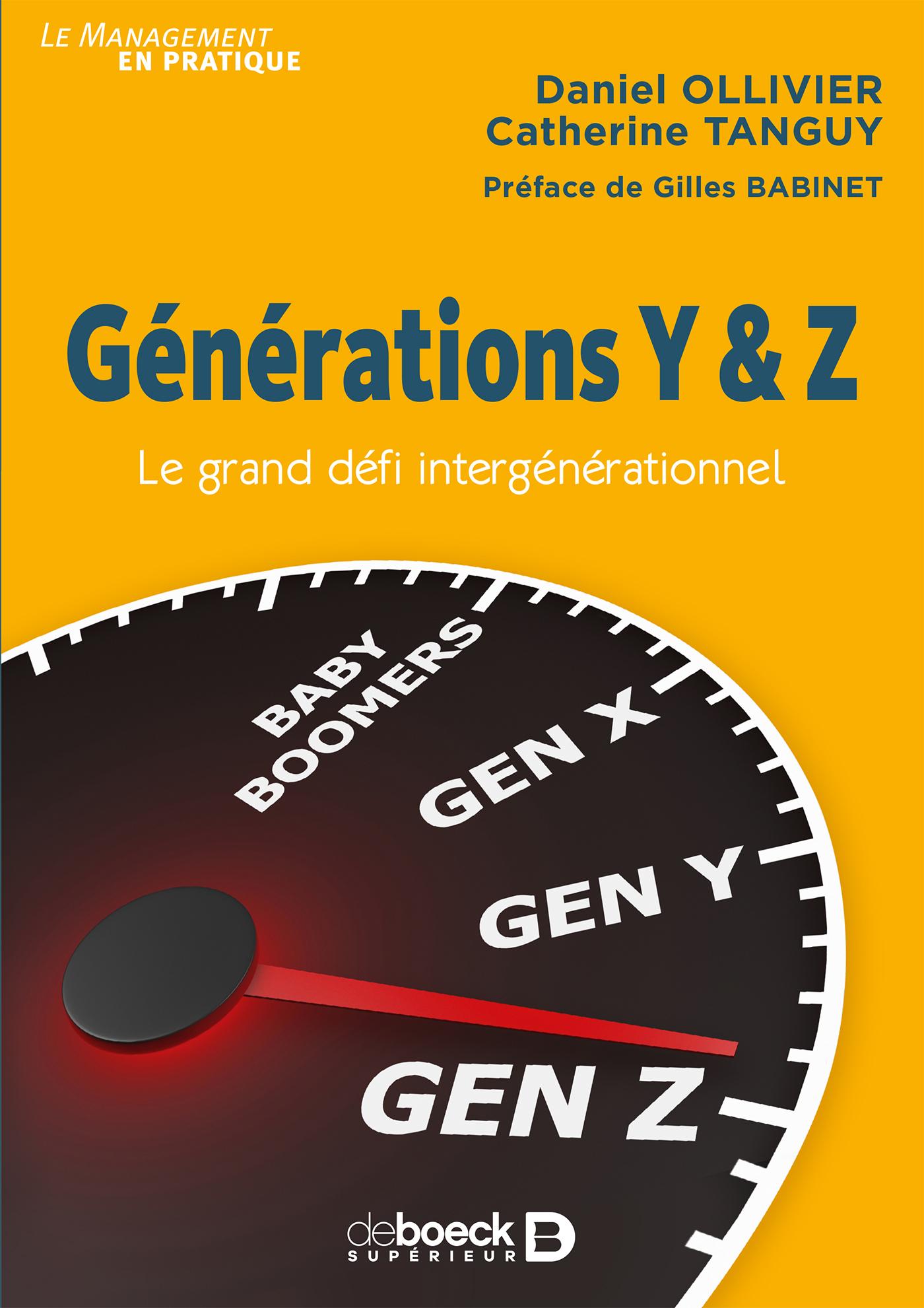 GENERATIONS Y ET Z