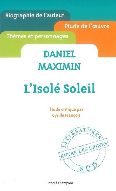 DANIEL MAXIMIN - L'ISOLE SOLEIL