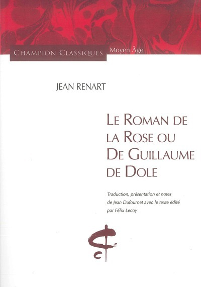 ROMAN DE LA ROSE (LE)  AGREG 2015