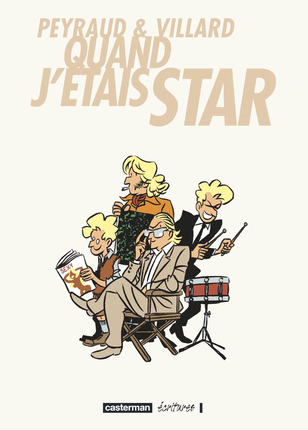 QUAND J'ETAIS STAR