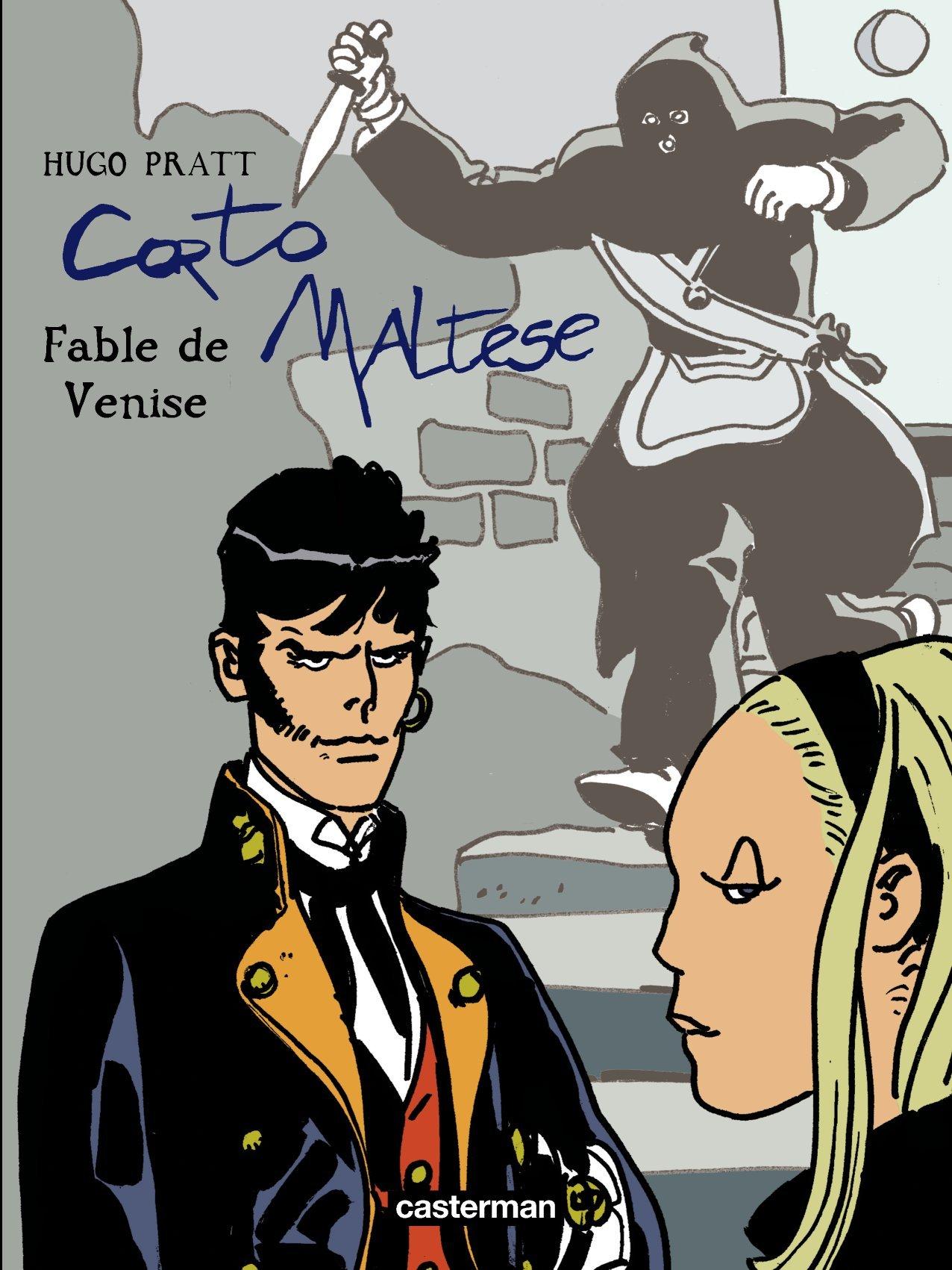 FABLE DE VENISE - CORTO MALTESE - T8