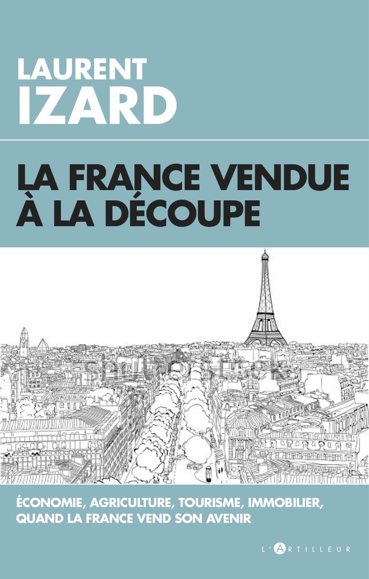 LA FRANCE VENDUE A LA DECOUPE - ECONOMIE, AGRICULTURE, SCIENCES, QUAND LA FRANCE VEND SON AVENIR