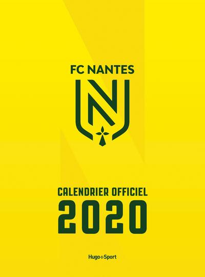 CALENDRIER MURAL OFFICIEL FC NANTES 2020