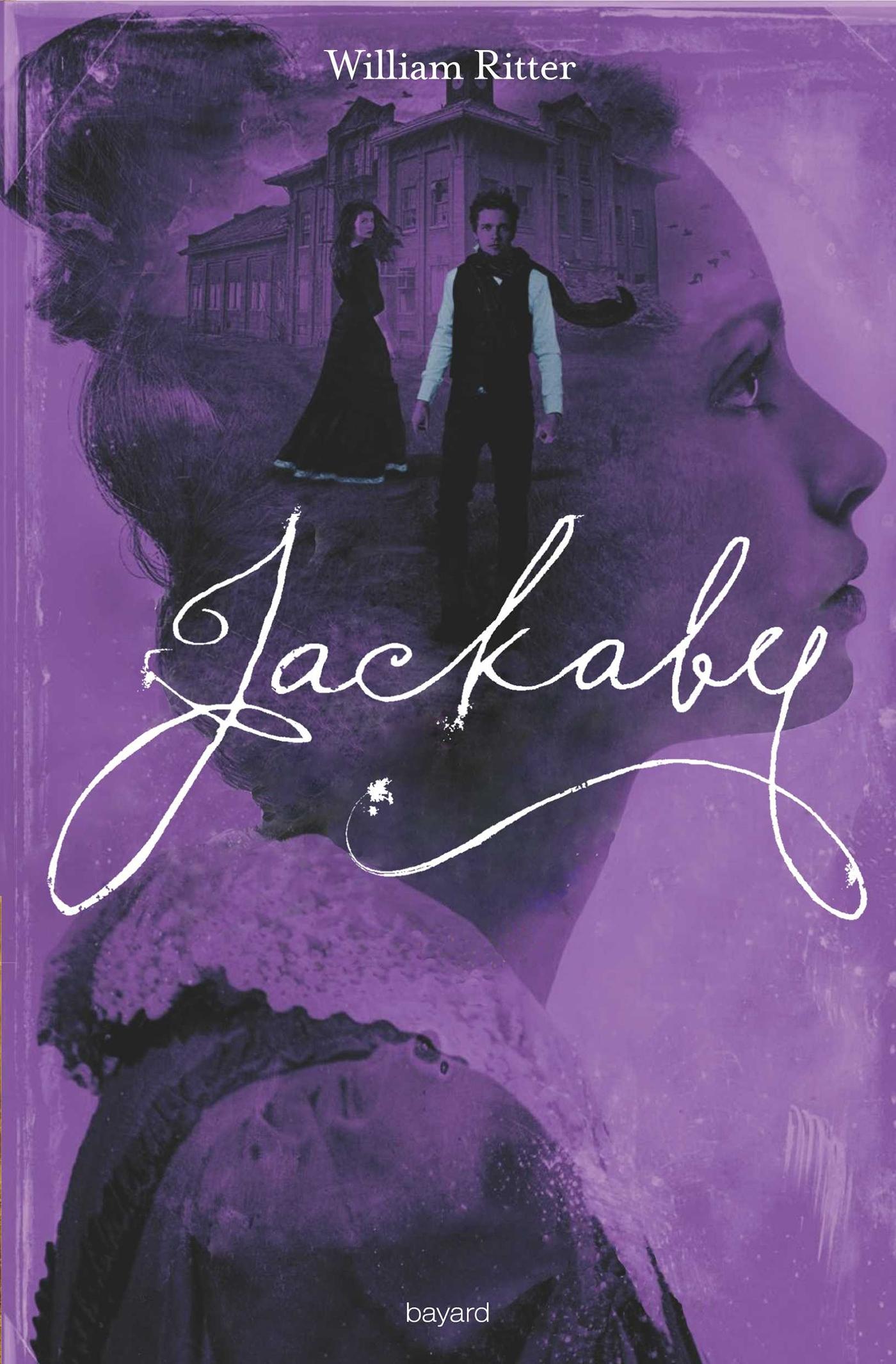JACKABY, TOME 03 - LES FANTOMES DU PASSE