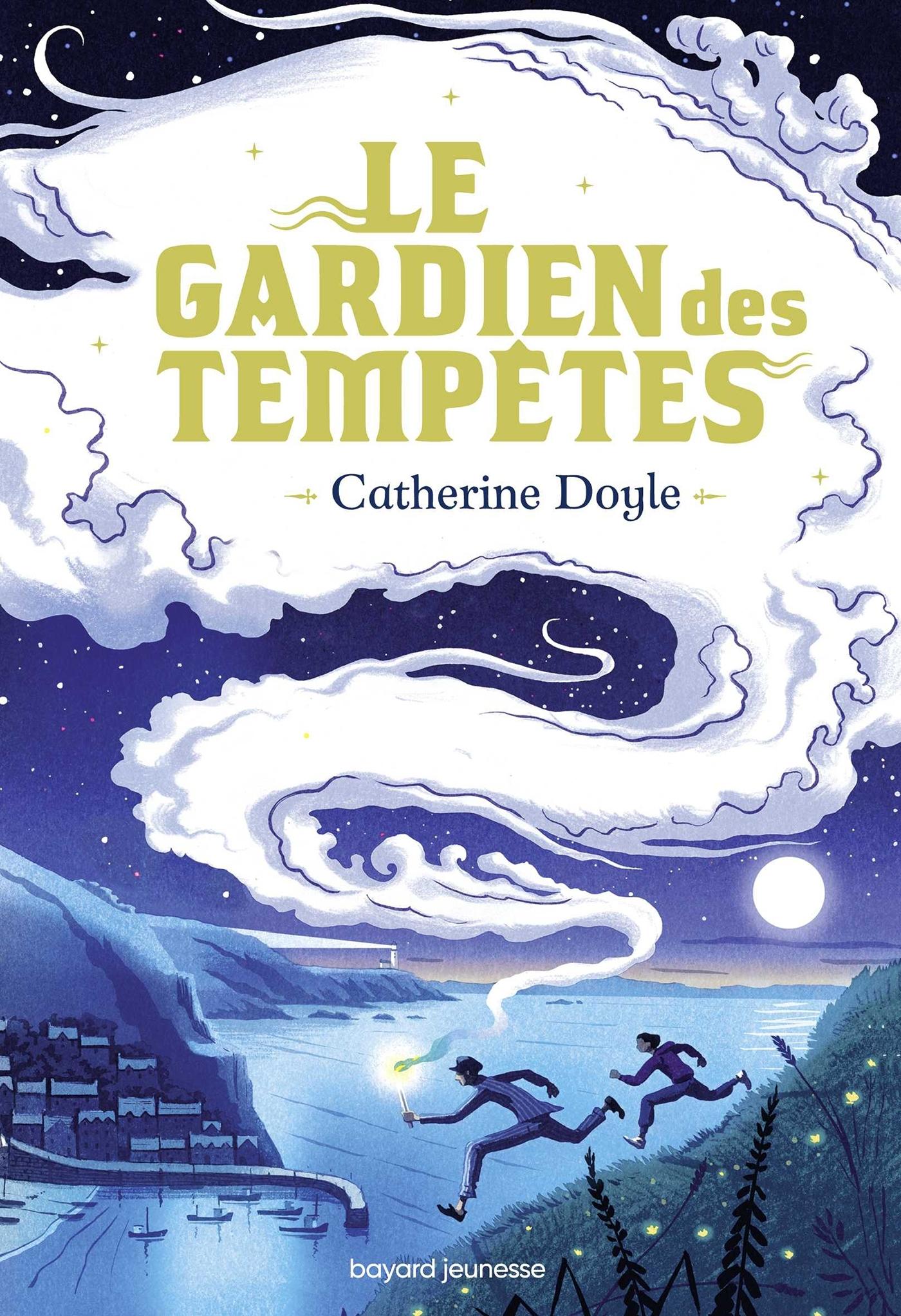 LE GARDIEN DES TEMPETES, TOME 01
